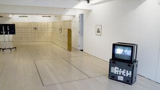 Russian Club - Wonderland, installation view
