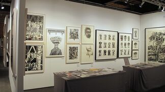 David Krut Projects at The Editions/Artists' Books (E/AB) Fair, installation view