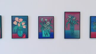 Preview Flora, installation view
