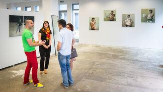 Anca Danila - Self Identity and Society, installation view
