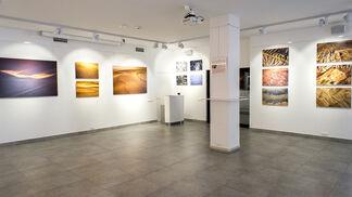 Andreas Hürlimann, installation view