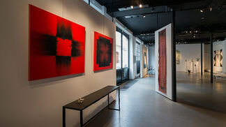 Supports/Surfaces: L'histoire Continue, installation view