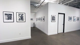 Past & Present: Photographs by Earlie Hudnall, installation view