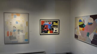 Beatrice Mandelman (1912-1998), Paintings and Drawings from the 50s & 60s, installation view