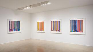 Ian Davenport, installation view