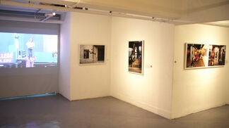 Jordan Matter -  MAGICAL MOMENT :  The shining moments in our lives, installation view