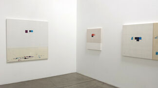 """Gary Edward Blum """"You Are Never Alone or Too Far Away"""", installation view"""