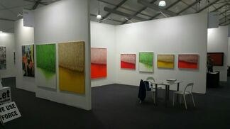 Art Works Paris Seoul Gallery at Art Central 2017, installation view