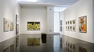 """""""Flora"""" - Group Show, installation view"""