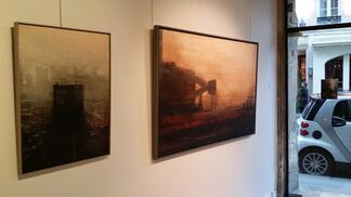 Alejandro QUINCOCES, recent paintings, installation view