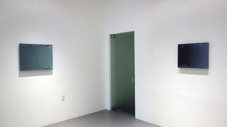 Nancy Haynes: four paintings, installation view
