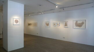 Movement and Shadow, installation view