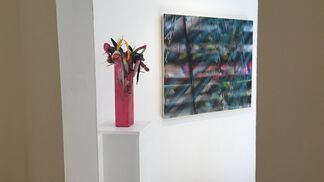 Connected Abstractly, installation view
