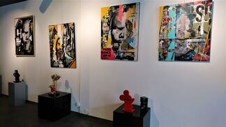 Urban Sublime by J. Romain, installation view