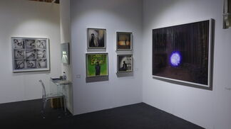 Pontone Gallery at London Art Fair 2016, installation view