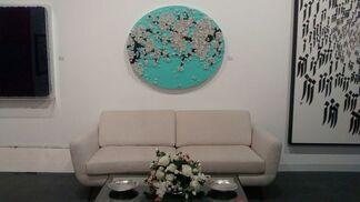 Salwa Zeidan Gallery  at Abu Dhabi Art 2015, installation view
