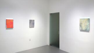 Brandon Shimmel: five paintings, installation view