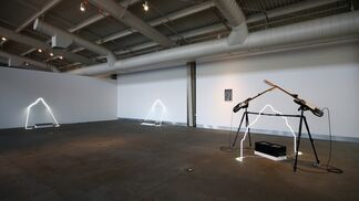 Richard T. Walker: the fallibility of intent, installation view