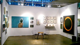 LE Gallery at Art Toronto 2015, installation view