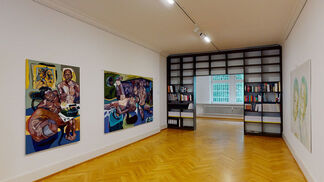 Witnesses, installation view