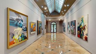 Alejandro Obregon: The Four Elements, installation view