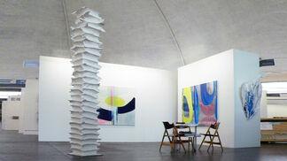 Galerie Michael Janssen at VOLTA10, installation view