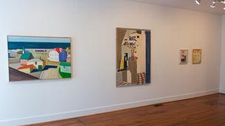 Biala and Louisa Matthiasdottir, installation view
