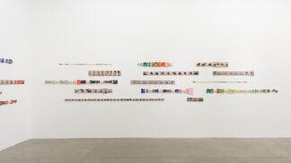 Jac Leirner: Addiction, installation view