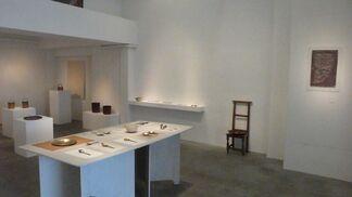"""vol.31 Mami Hasegawa """"Various spoons"""", installation view"""