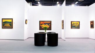 Hagemeier at Art Cologne 2017, installation view