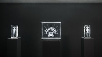 Lu Yang: Encephalon Heaven, installation view