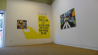 Debens Remix Sessions, installation view