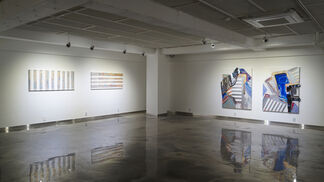 Suk Min-young Solo Exhibition, installation view