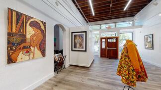 Women (Un)Silenced: A Survey of Contemporary Black Artists, installation view