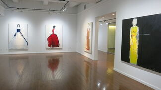 Linda Stojak, Waiting for a Moment, installation view