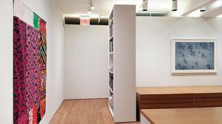 Warp & Weft, installation view