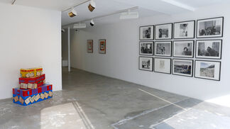 SUE WILLIAMSON - Pages from the South, installation view