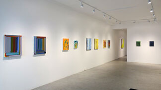 Younger Than George - 12 Painters in their 20s and 30s: Sara Bright, Amanda Curreri, Rebekah Goldstein, Michael Kindred Knight, Erin Loree, Heather Gwen Martin, Katrin Maeurich, Jacob Melchi, Jenny Sharaf, Brandon Shimmel, Laina Terpstra, Zhiyuan Wang, installation view
