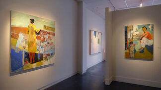 Color IV, installation view