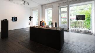 János Fodor Overmorrow, installation view