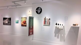 """""""25/25"""" From Past to Present at EKAV, installation view"""