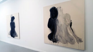 Falling in Love, Again., installation view