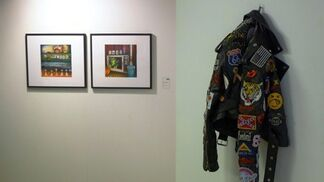 Family values, installation view