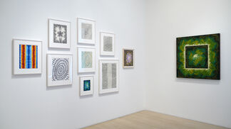 Katia Santibañez: A Timeless Gaze, installation view