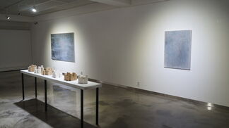 Jung Jin Solo Exhibition, installation view