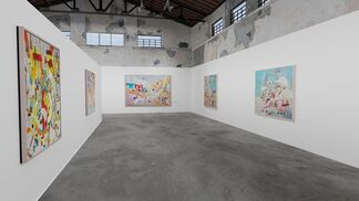 Alejandro Ospina - A Significant Move Towards Normality, installation view