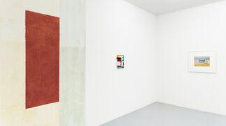 ERNST CARAMELLE, installation view