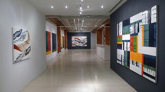Ricardo Mazal: Bhutan Abstractions, installation view