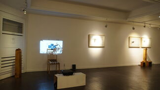 Cho Sang Solo Exhibition, installation view