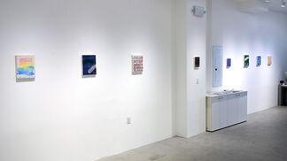 Sara Bright: frescoes, installation view